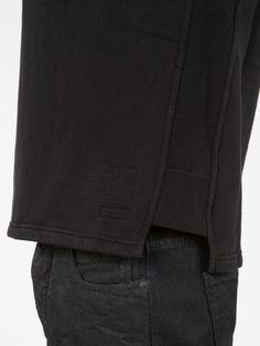 Du14s7254f09_5 60s Men's Fashion, Mens Fashion, Fashion Details, Fashion Design, Sweat Shirt, Mens Sweatshirts, Refashion, Kids Wear, Black Cotton