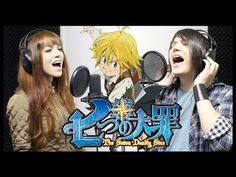 Nanatsu no Taizai - Abertura 1 - Netsujou no Spectrum (Completa em Português) part. Ayu Brazil - YouTube