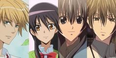 Kaichou Wa Maid-sama!- Misaki x Usui; One Hot, Strong, Smart Guy, and One Strong,Smart,and Dense Girl; S · A: Special A- Hikari x Kei; One Hot Smart, Strong Guy, and One Strong, Smart, and Dense Girl; Pretty Much The Same Plot