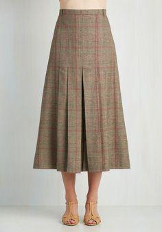 Notable Novelist Skirt