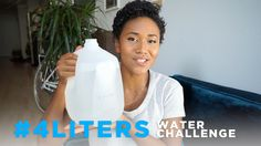 How to Live on #4LITERS of Water for 24hrs