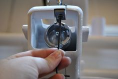 How to Adjust Bobbin Timing: 7 Steps Handi Quilter, Hex Key, Free Motion Quilting, Quilt Tutorials, Machine Quilting, Sewing Hacks, Jewel, Crown, Ideas
