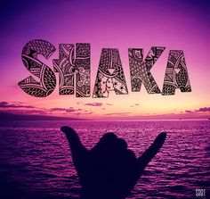 surfahboi: The Origins of Shaka There is some debate about the origin of the shaka, although most agree that its roots lie with surf and b...