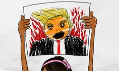 Teachers have been dealing with the specter of Donald Trump long before he was actually elected President of the United States. They've apologized for assigning the presidential debates as homework, faced frighteningly emboldened bullies, and comforted the terrified children of immigrants. This was imagined, by many, to be a temporary problem.