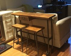 Urban bar stool for counter height, bar height or table height.