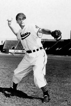 Lou Boudreau - Cleveland Indians
