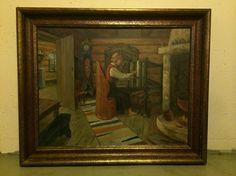 Gamle malerier, verktøy og andre gjenstander - FINN Torget