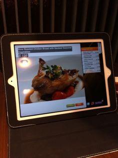 iPad餐牌點菜,似乎已成了餐飲業的大趨勢