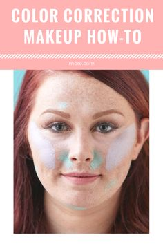Learn how to use color correcting makeup to fix redness, dull skin, and dark circles.