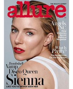 #SiennaMiller is our FIERCE May cover star  and she's giving us an intimate glimpse into her life as a single mom. Over the years Miller has given a series of remarkable performances  in #Foxcatcher #AmericanSniper and now #TheLostCityOfZ  playing wives struggling to be more than wives beautiful women no longer interested in being beautiful. For her becoming a mom is what changed her from the Sienna you'd see in the tabloids. I do miss my breasts being where they were she says though because…