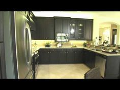 ▶ Antigua Model Home Tour at Canyon Trails by GL Homes - YouTube