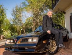 """The Trans Am that started Burt Reynold's """"Smokey and the Bandit"""" phenomenon recently discovered Muscle Cars, Bandit Trans Am, Jeep Grand Cherokee Zj, Celebrity Boots, Smokey And The Bandit, Pontiac Cars, Chevrolet Camaro, Corvette, Pontiac Firebird Trans Am"""