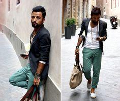 Que fashion!