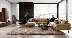 Inspiration til design sofaer fra BoConcept