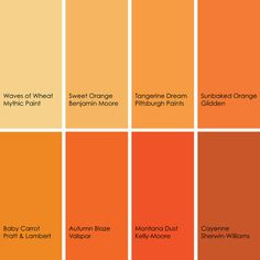 Cooking With Color: When to Use Orange in the Kitchen
