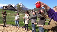Koordinationstraining mit Jonglierbällen für Kinder ab 6 Jahren Teil 1/10