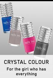 Crystal colour
