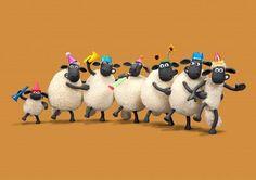 Shaun and the gang
