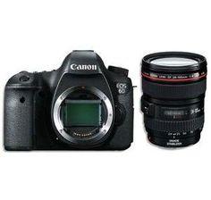 03/3/16 Canon EOS 6D DSLR Camera +EF 24-105mm f/4L IS $1789.99 reg. $2819.99 http://wp.me/p3bv3h-9qu