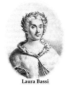 Laura Bassi, biologa e matematica bolognese: è stata la prima donna in Europa a diventare docente universitaria