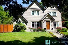 Beautiful home located in Eastmoreland Neighborhood, Portland, Oregon. Photo by @KandyPhoto