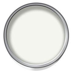 Colour Matt Emulsion Paint Moonlight White 2.5ltr