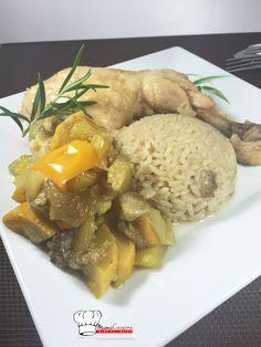 Tiebou poulet Recette Cookeo. Retrouvez mes recettes sucrées salées Companion, Cookeo, Thermomix, MultiDélices avec ou sans appareil culinaire
