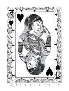 queen of hearts | Tumblr