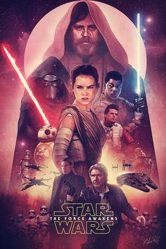 'Star Wars: The Force Awakens' by Adam Relf