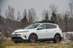 Rav4 2018, The Good Son, Toyota Rav, Asian Market, 4x4 Off Road, Car Gadgets, Lift Kits, Roof Rack, Hot Wheels