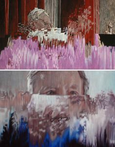 Image Hacking: 40  Glitch Art Photos, Paintings
