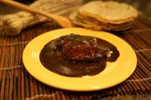 Mole Negro - Abigail Mendoza recipe!