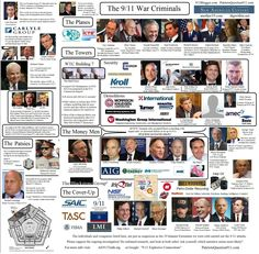 9/11 Conspiracy Solved: Names, Connections, & Details Exposed!  SHOCKING  WHY AND HOW... ... HOW DO YOU BRING JUSTICE TO  JUSTICE WHEN ITS THEM AND SO MANY....  GOD BLESS  THE SURVIVNG  FAMILIES