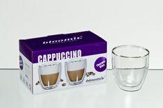 Cappuccino Grande 2er-Set Shot Glass, Tableware, Design, Christmas Time, Dinnerware, Dishes, Design Comics