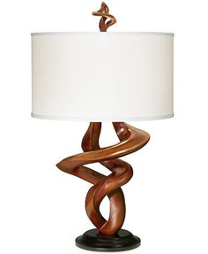 kathy ireland home by Pacific Coast Tribal Impressions Table Lamp