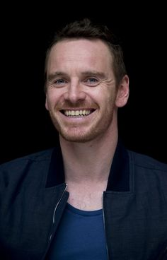 205d3e836fc Michael Fassbender at the  X-Men  Days Of Future Past  Press Conference