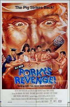 El señor de los bloguiños: Porky's 3, la venganza (1985) de James Komack