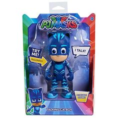 From 9.98 Pj Masks Deluxe 15cm Talking Figure - Cat Boy
