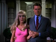 The bottle is empty. Sony has released I Dream of Jeannie: The Complete Fifth and Final Season, starring the gorgeous Barbara Eden and the expertly funny Larry Hagman. I Dream Of Jeannie, Fashion Tv, Hollywood Fashion, Eden Star, 60s Tv Shows, Michelle Yeoh, Barbara Eden, Classic Tv, Theme Song