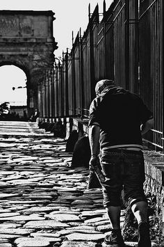 Roma ♠  via sacra...   Flickr - Photo Sharing!