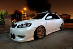 A Hella Flush 9th gen Corolla I wouldn't mind driving « PROLIFIK-ONE