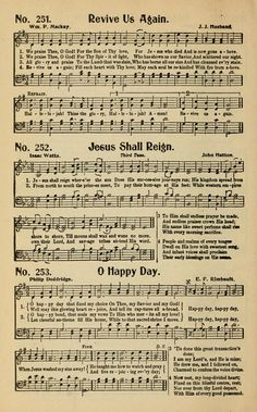 O Happy Day. The Golden Sheaf No. a collection of gospel hymns, new and old, responsive readings, hymns for the Sunday school, young people Hymns Of Praise, Praise And Worship Music, Praise Songs, Worship Songs, Gospel Song Lyrics, Christian Song Lyrics, Christian Music, Bible Songs, Music Songs