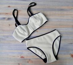 Cashmere panties - cashmere womens underwear - natural skin tone nude lingerie - made to order on Etsy, $42.87 CAD