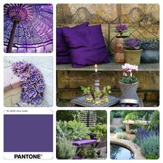 Pantone color of the year, 2018: Ultra Violet