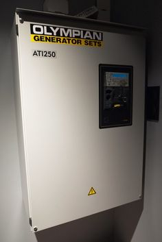 Transfer Panel ATI 250 in private household