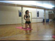 .exactly what bikram yoga (hot yoga) is. great video.