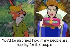 Once Upon a Time. Robin Hood and The Evil Queen. #OutlawQueen