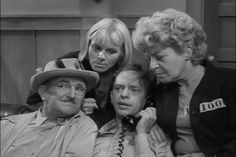 "Andy Griffith Show Season 3, Ep. 11 ""Convicts-At Large"" ,Howard McNear, Don Knotts,  Jane Dulo,"