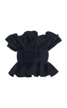 Get inspired and discover Johanna Ortiz trunkshow! Shop the latest Johanna Ortiz collection at Moda Operandi. Fashion Details, Look Fashion, Korean Fashion, Spring Fashion, Fashion Outfits, Fashion Design, 80s Fashion, French Fashion, Winter Fashion