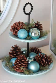 My Christmas Kitchen 2011 & Giveaway Winner! - Love of Family & Home